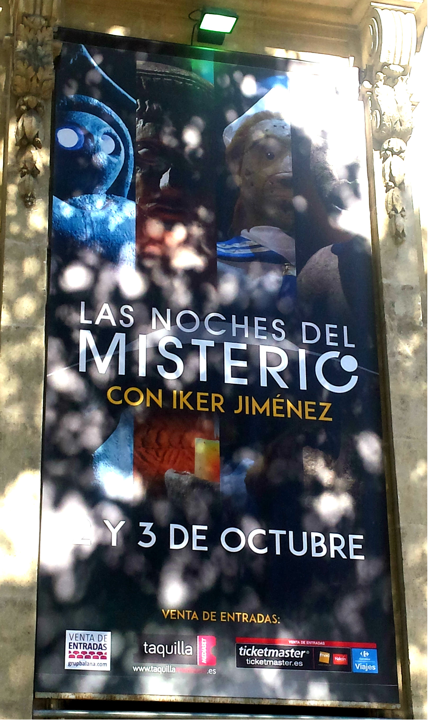 Cuarto Milenio LA EXPOSICIÓN en Barcelona - EventsMusicBcn