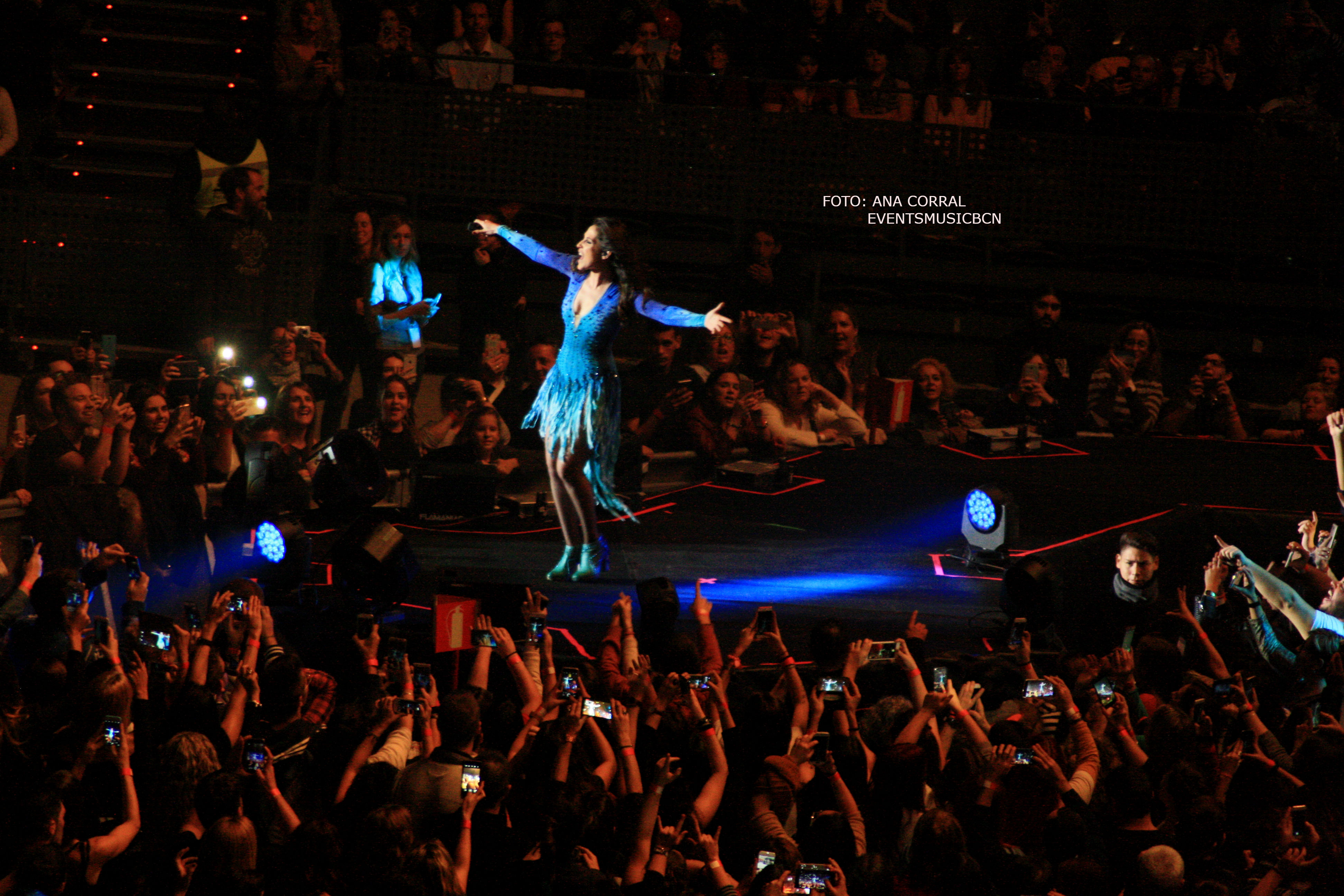 Mal Se Despide De Su Tour Caos En Barcelona Eventsmusicbcn